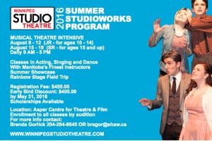 Summer ad