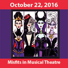 Misfits in Musical Theatre