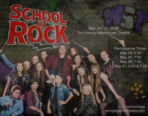 School of Rock Tix ON SALE