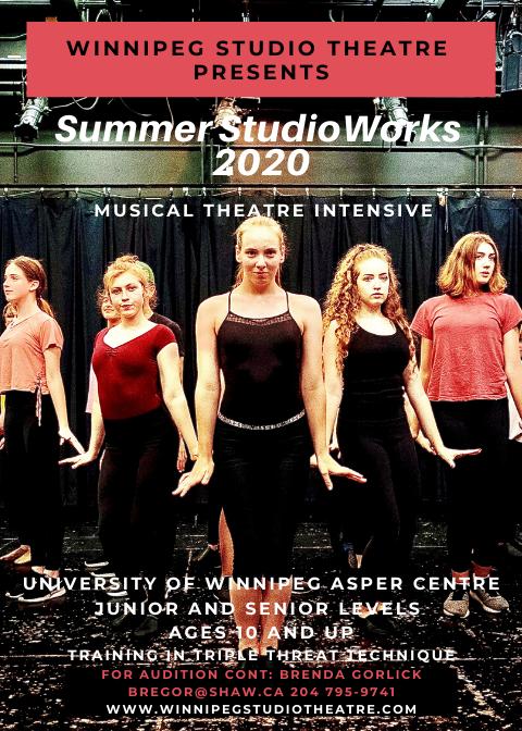 Summer StudioWorks
