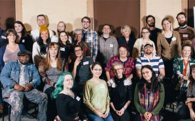 Creative Manitoba's Mentorship Wind-up