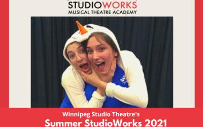 Summer StudioWorks 2021